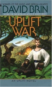 David Brin_The Uplift War1
